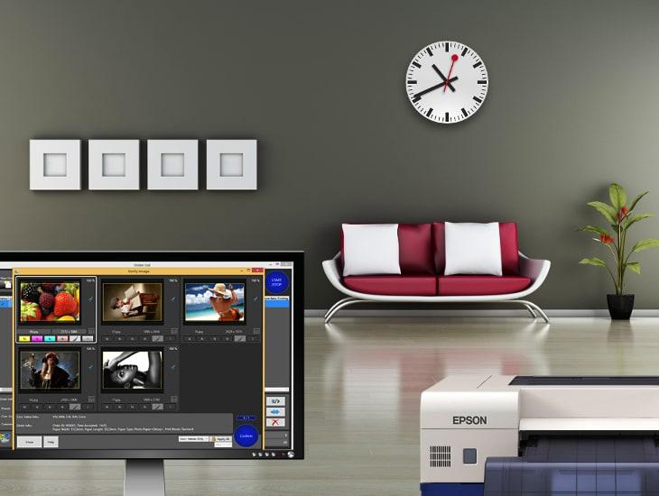 nowoczesne minilaby dla fotografii