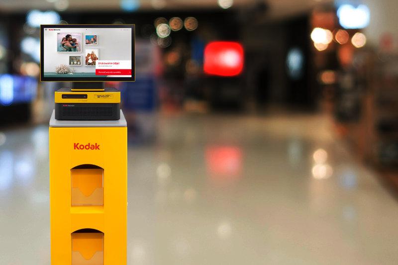 stacje drukujące Kodak