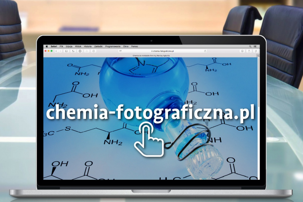 chemia i papier do minilabów agx