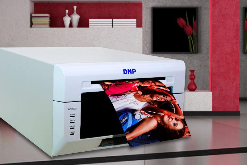 drukarka dnp ds620