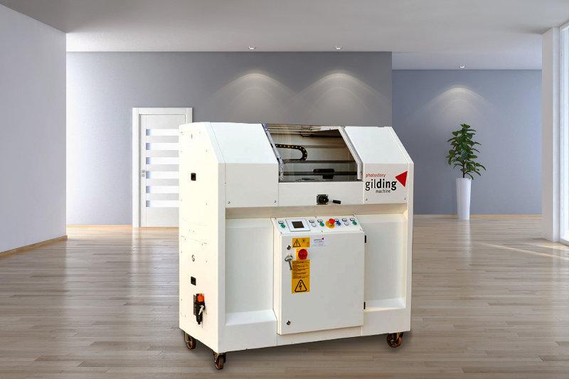 urządzenia pomocnicze gilding do produkcji fotoksiążek