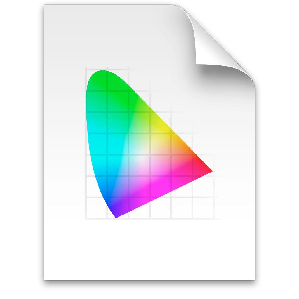 profile icc tetenal spectra jet