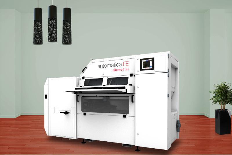 maszyny automatyczne do fotoksiążki