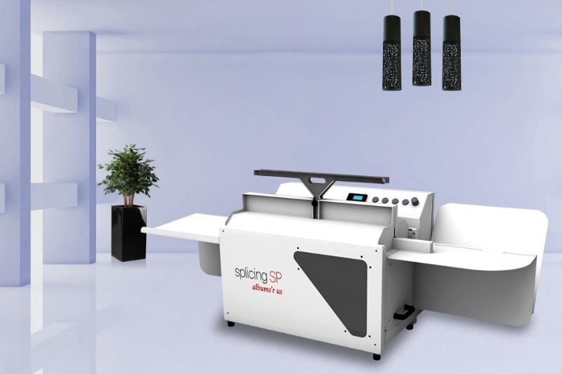 pomocnicze urządzenia do produkcji fotoksiążek