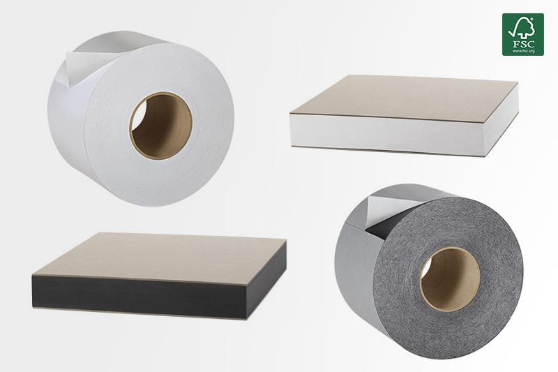 materiały eksploatacyjne przekładki klejowe easy sheet